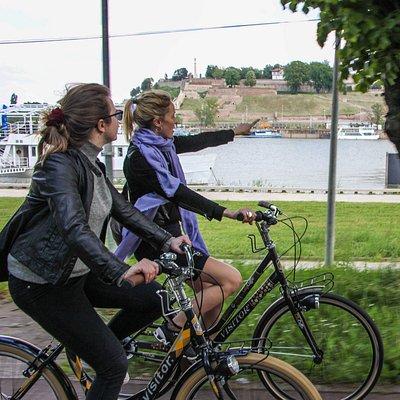 Zemun bike tour