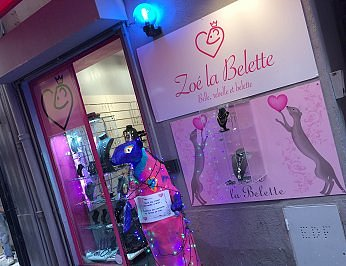 La boutique de la Belette