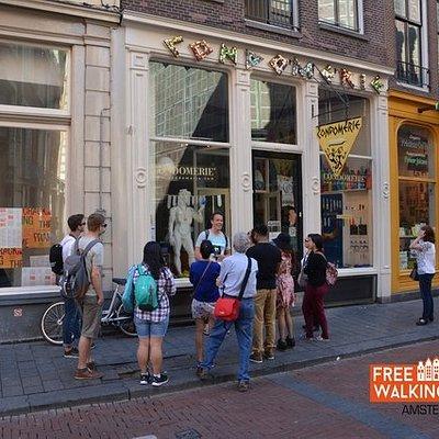 tour Amsterdam