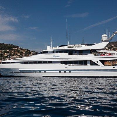 40m Superyacht Charter Puerto Banus