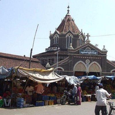 phule sabji market
