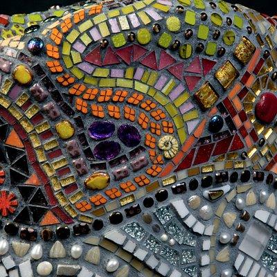 Valerie Bretl's mosaics are truely incredible!