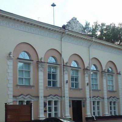 здание мкц