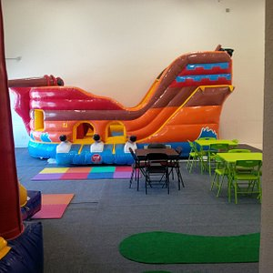 Come bounce with us!