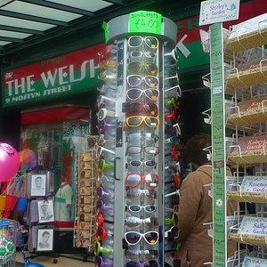 Parkers Welsh Rock & Gift Shop, Llandudno