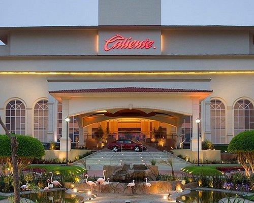 Front of Caliente Casino