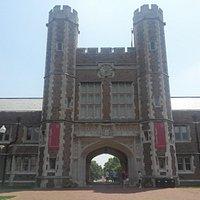 Washington University in St. Louis - Main Administration Building