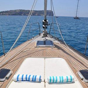 Keep Calm & Sail Away
