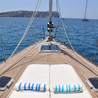 Keep Calm & Sail Away