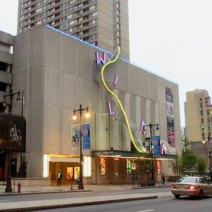 Facade on Broad Street