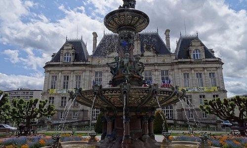 Hôtel de Ville Limoges
