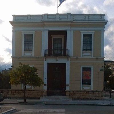 Το κτίριο της πινακοθήκης