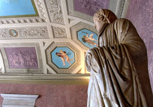 Sala delle Statue di Veleia