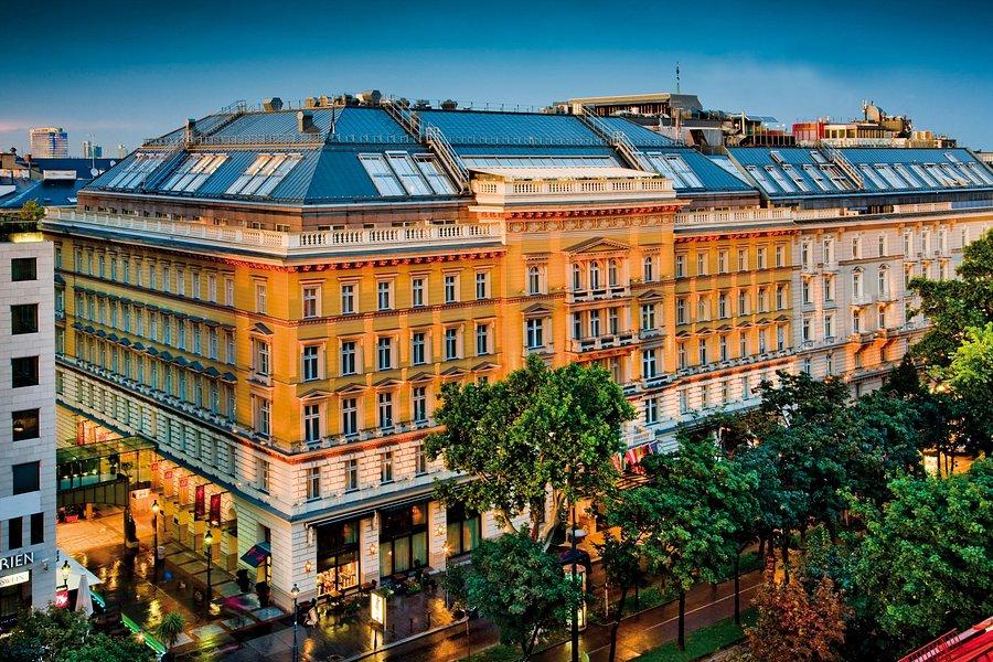 Grand Hotel Wien Bewertungen Fotos Preisvergleich Region Wien Tripadvisor