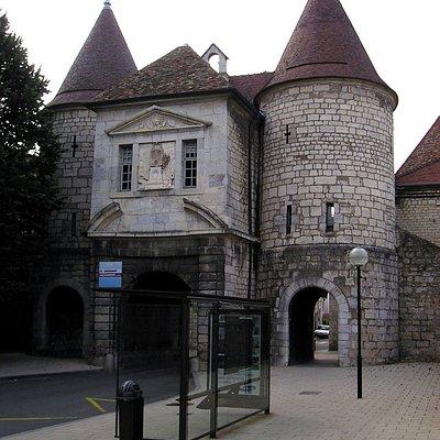 Porte Rivotte