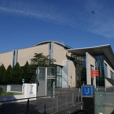 The museum building (Willy-Brandt-Allee 14, Bonn, Germany)