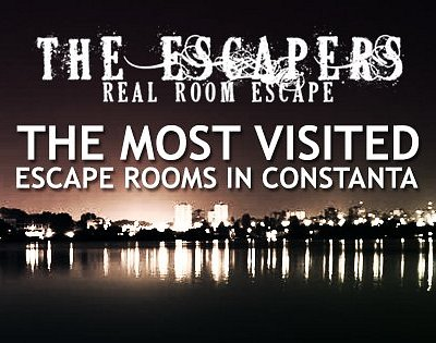 Most visited escape room in Constanta
