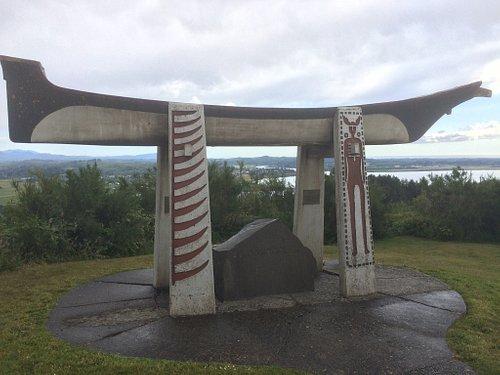 Chief Comcomly Memorial