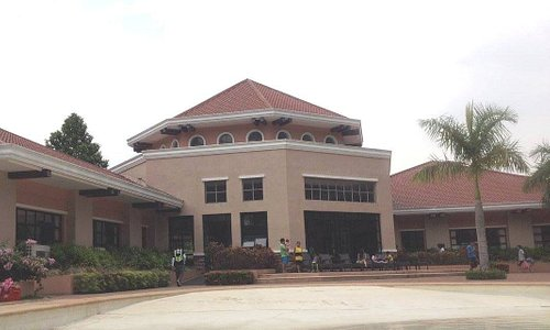Main Building at Palo Alto Clubhouse ♥