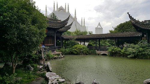 Un pequeño paraíso Liangzhu Culture Park