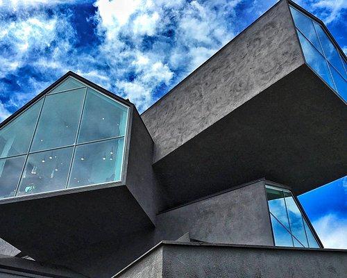 VitraHaus designed by Herzog & de Meuron.