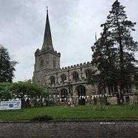 St Nicholas Church Tuxford