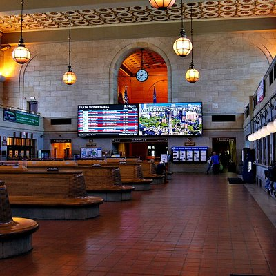 New Haven Railroad Station