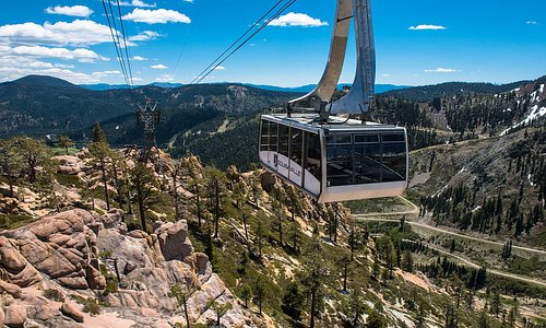 Explore Squaw Valley's high alpine environment by starting your hiking journey from 8,200'