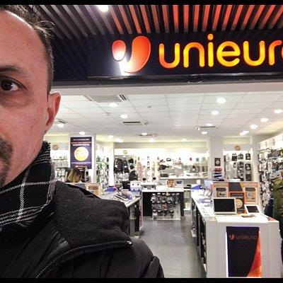Aprile 2016 c/o Unieuro