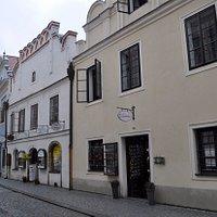 Дом по улице Horní, 150