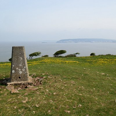 Brean Down - View of the Bay