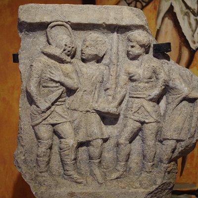 Roman Gladiators, Izmir Museum of Arts & Sculpture