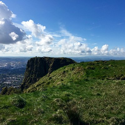 Cave Hill views