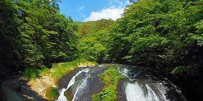 花巻温泉 釜渕の滝