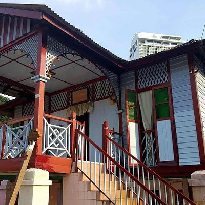 Rumah Limas- 1 of the attractions in this free tour