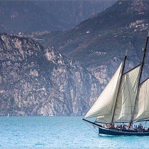 Siora Veronica sailing boat Malcesine