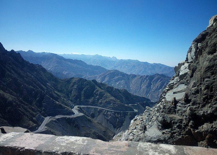 Shafa Mountains