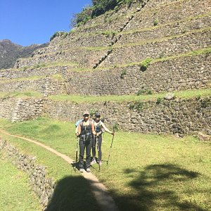 Thank you Edwin for guiding us on the incredible Inca Trail!!