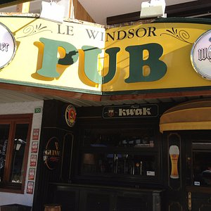 Pub Windsor, Les Deux Alpes