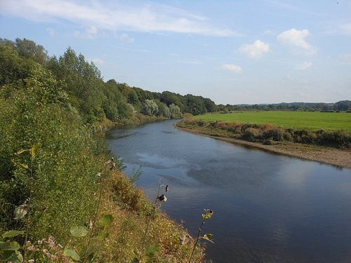 The River Ribble