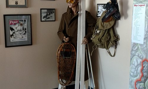 Stop in and check out the latest in 10th Mountain fashion