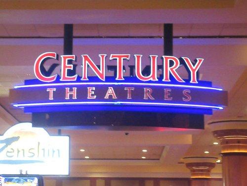 Century Theatres 16, Southpoint Casino, Las Vegas, NV