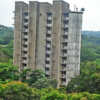 This is student resident hall known as hall two.