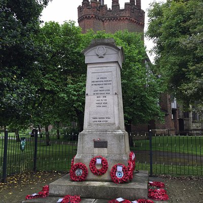 War Memorial Gainsborough