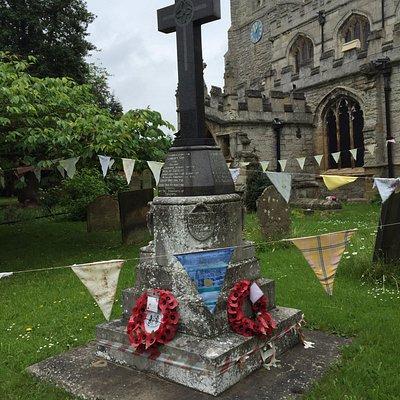 War Memorial Tuxford