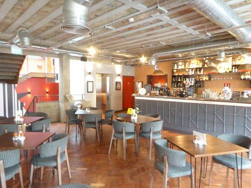 Le restaurant du premier étage