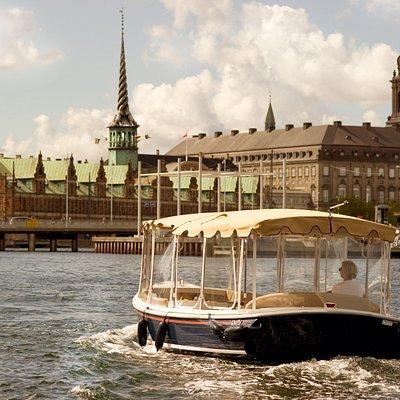 Rundtur i Københavns havn