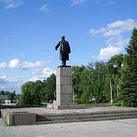 Памятник Ильичу