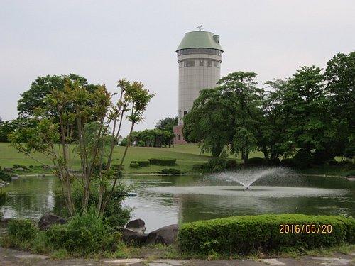 展望タワーを見る