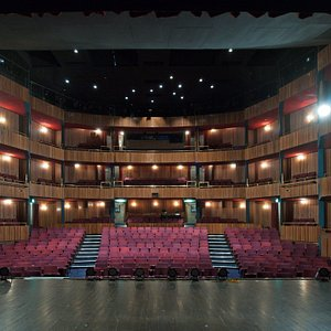 Auditorium From The Stage